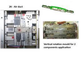 2K - AIR DUCT